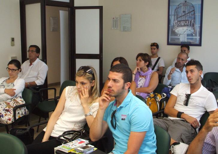 """Infoday """"Programma Gioventù in Azione. Il Servizio Volontario Europeo e le Iniziative Giovani"""""""