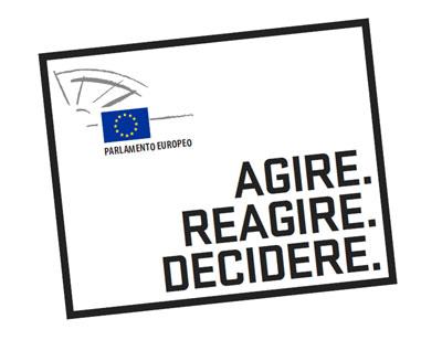 ACT. REACT. IMPACT: campagna d'informazione sulle elezioni del Parlamento europeo