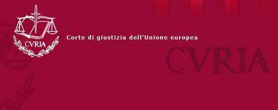 Tirocini presso la Corte di giustizia dell'Unione europea