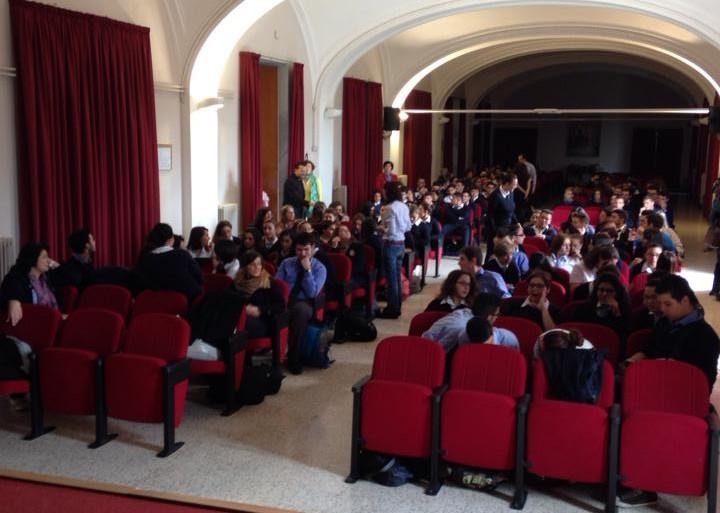 Educazione, Formazione ed Occupazione nella dimensione europea, Maddaloni 9 novembre