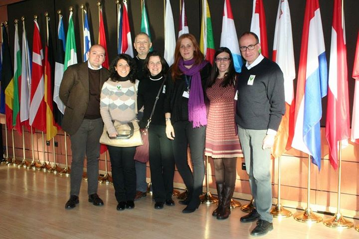 Viaggio premio a Bruxelles: visita al Comitato delle Regioni e al Parlamentarium