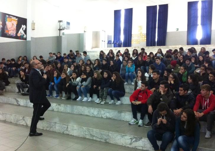 L'UE e i diritti di cittadinanza: laboratorio didattico al Liceo Scientifico di Piedimonte M.