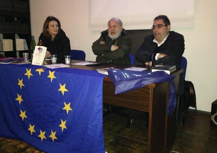 C'eravamo tanto amati: incontro con Dastoli, 21 dicembre 2013 a Capua