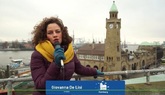 SPOT PROMOZIONALE EUROPE DIRECT ASI CASERTA, GIOVANNA DE LISI