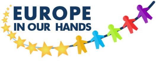 EUROPE IN OUR HANDS: Catena umana virtuale