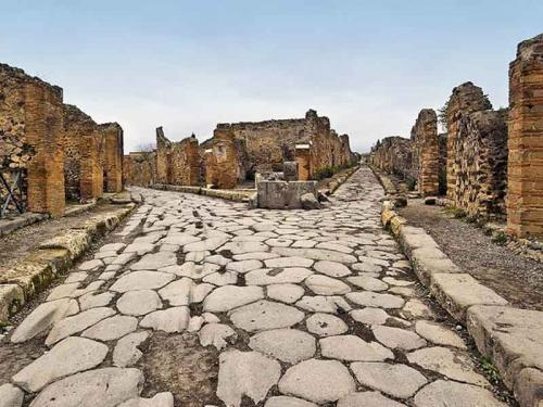 Maggiori interventi per la città di Pompei