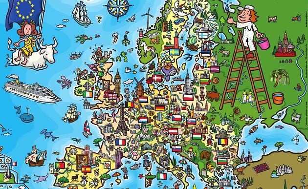 L'Europa per i più piccoli: laboratorio a S. Marco Evangelista (CE)