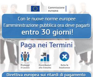 Ritardi di pagamento alle PMI? Le PA non rispettano ancora la direttiva europea.
