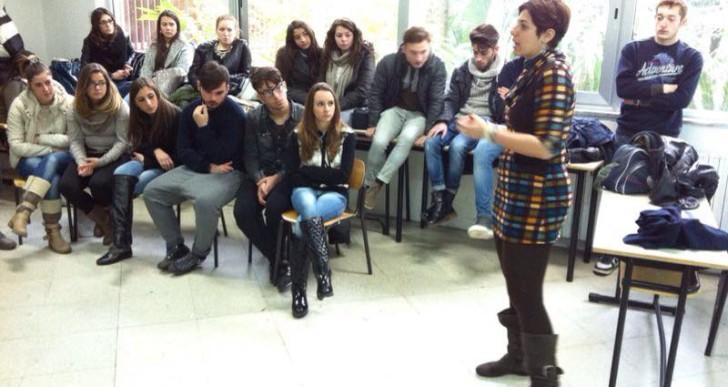 Laboratorio didattico dedicato allo SVE ad Aversa