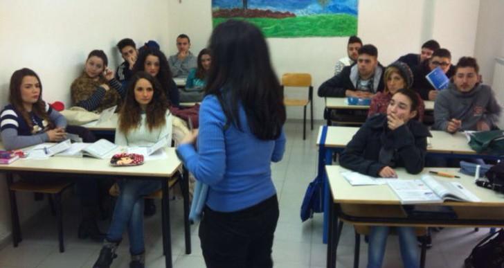 ITC Gallo di Orta di Atella: Europa in classe