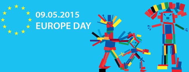 Europe Direct Caserta celebra la festa dell'Europa