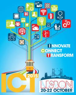 Invito per giovani innovatori all'evento TIC 2015 a Lisbona