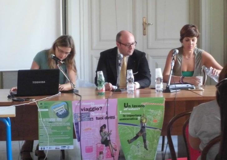 Info-day sulle opportunità europee collegate allo sport, all'inclusione sociale, ai giovani