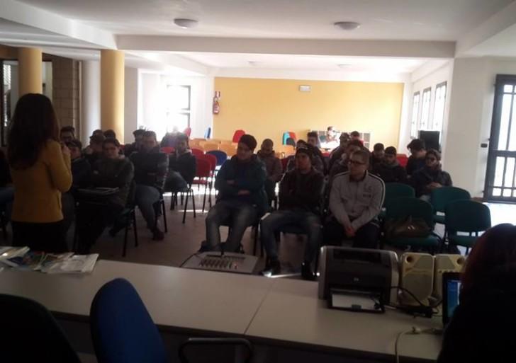 """II infoday """"Generazione Europa"""" all'Istituto F. Giordani di Caserta – 18 dicembre 2015"""