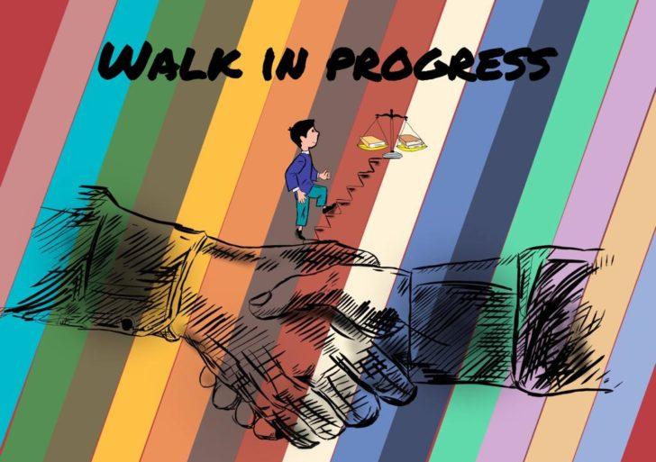 Monitoraggio ASOC1920 al Team Walk in Progress del Liceo S. Pizzi di Capua