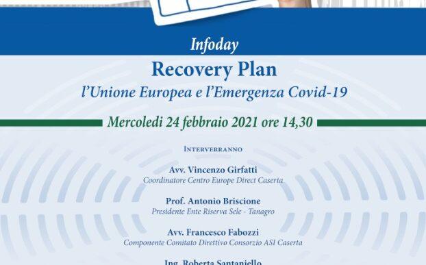 Recovery Plan: l'Unione Europea e l'emergenza COVID-19